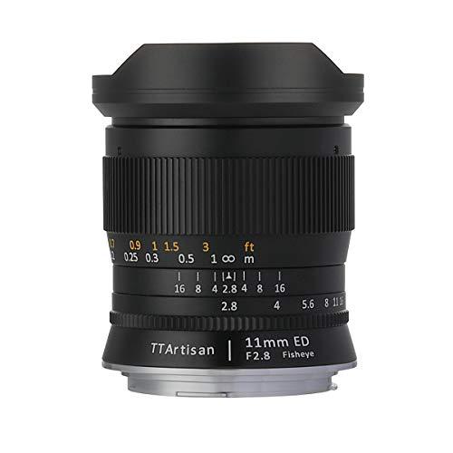 【国内正規品】銘匠光学 TTArtisan 11mm f/2.8 Fisheye ED (ニコンZ) 「2年保証付」