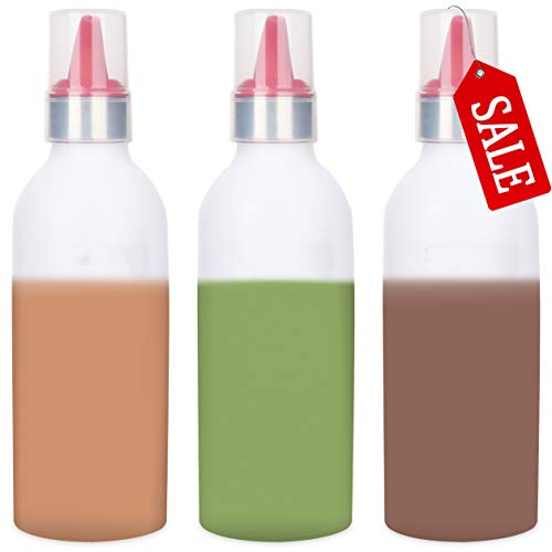 Condiment Squeeze Bottle Sauce S...