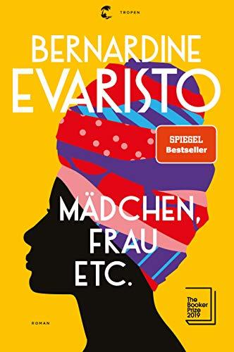 Mädchen, Frau etc. - Booker Prize 2019: Roman