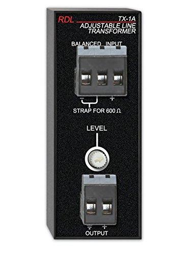 2 Radio Design Labs TX-1A Balanced to Unbalanced Transformer-Adjustable