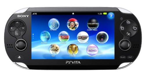 Console Playstation Vita Wifi + Little big planet Voucher + Carte mémoire 4 Go