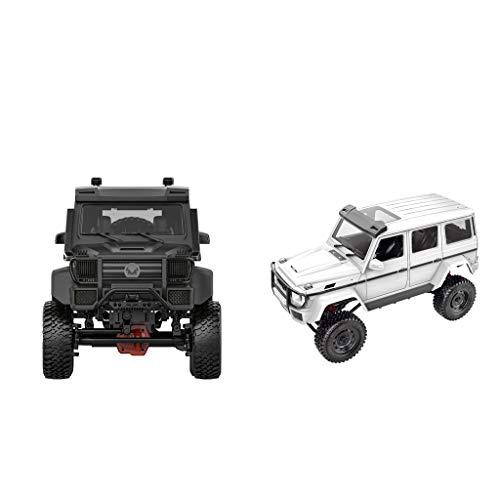 SM SunniMix 2X MN86K 1/12 Kit 2.4G 4WD Sin Ensamblar G500 230MM Distancia Entre Ejes Juguetes sobre Orugas