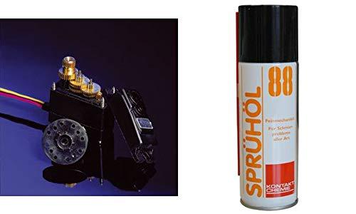 KONTAKT CHEMIE 78509 88 Feinmechaniköl, 200 ml