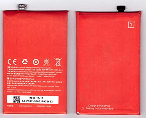 Original OnePlus 2 One Plus Two A2003 BLP597 batería de repuesto, batería / Herramientas