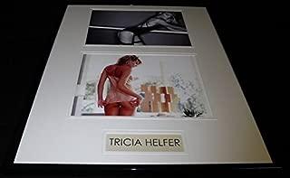 tricia helfer lingerie