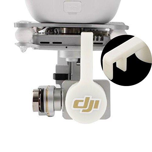 Protezione per Fotocamera con Giunto cardanico in Fibra di Carbonio, Supporto per Supporto Fotocamera, Coperchio del Motore per DJI Phantom 3 Standard
