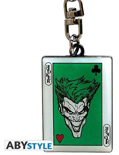 ABYstyle - DC COMICS - Llavero - Joker