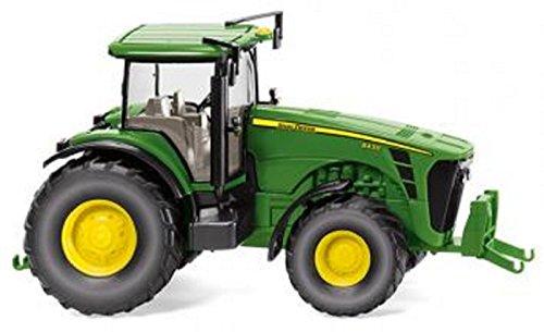 John Deere 8430 Tractor - Modelo Miniatura - Modello Completo - Wiking 1:87 - Modelo DE Coleccionista