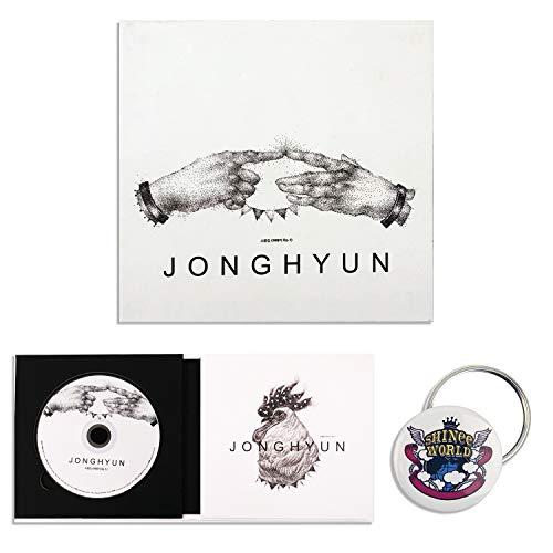 SHINEE JONGHYUN Album - [ The Story OP.1 ] CD + Photobook + FREE GIFT / K-POP Sealed
