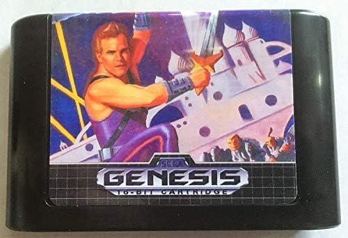 Strider Sega Genesis Megadrive Reproduction Video Game Cartridge product image