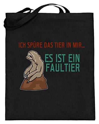 Algemeen Ik spoor dat dier in Mir. Het is een luier - eenvoudig en grappig design - jute zak (met lange handvatten)