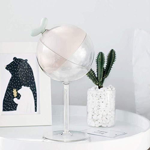 Deckenleuchte - Moderne Einfachheit Kreative Weinglas LED-Nachtlicht Timed Off Die Schreibtischlampe USB-Lade Mobile Light/Taschenlampe Touch-Helligkeitseinstellung Lesetischlampe leuchten Leben, Fa