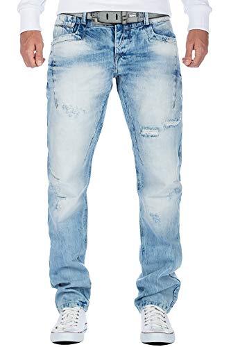 Cipo & Baxx destroyed jeans voor heren, CD104-bans