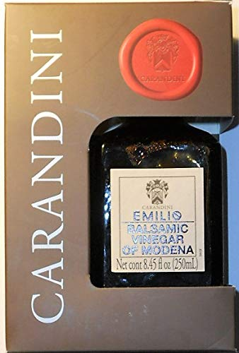 Carandini Emilio Balsamic Vinegar of Modena 8.45 fl oz (250ml)