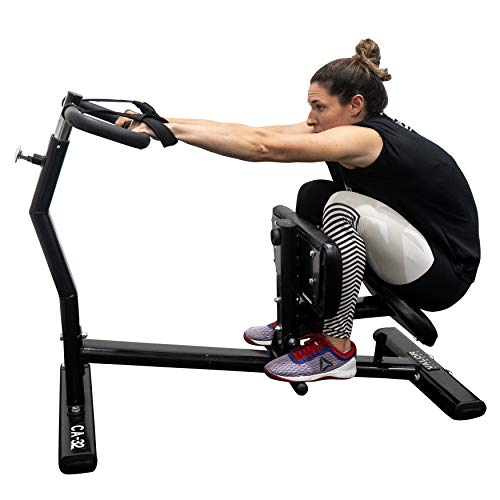 Valor Fitness CA-32 Back Stretcher Machine and Leg Stretch to Reduce Back...