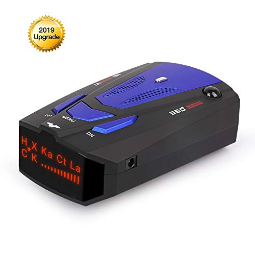 Fantastic Deal! HOLDJOVEMK Radar Detector, Voice Prompt Speed, City/Highway Mode Radar Detector for ...
