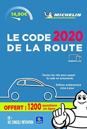 Code de la Route Michelin 2020