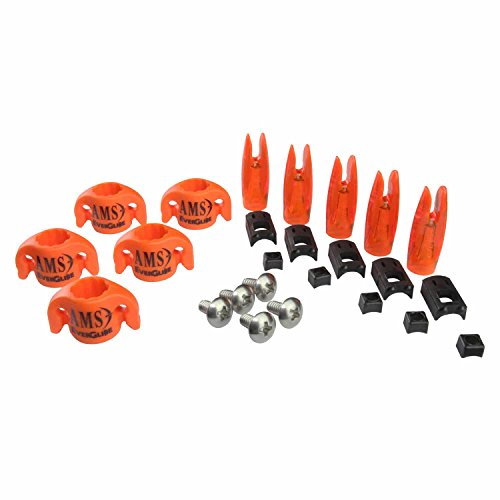 AMS Bowfishing 5/16 inch EverGlide Safety Slide (Pack of 5)