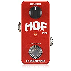 tc electronics hall of fame mini