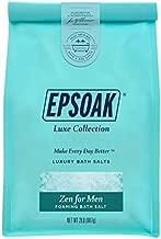 Zen For Men Foaming Bath Salts - 2 lb. Luxury Gift Bag by San Francisco Salt Company