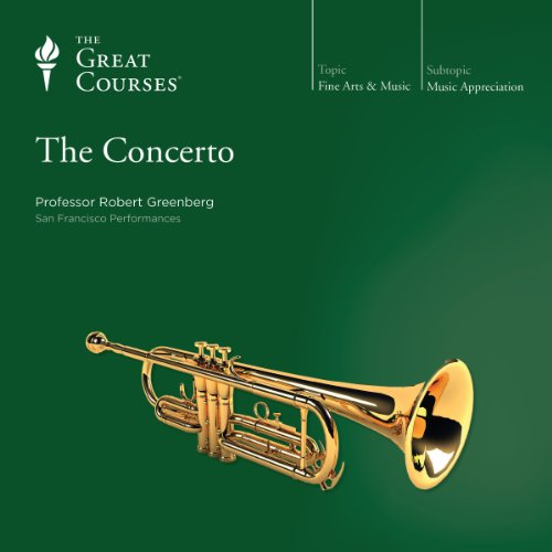 The Concerto audiobook cover art
