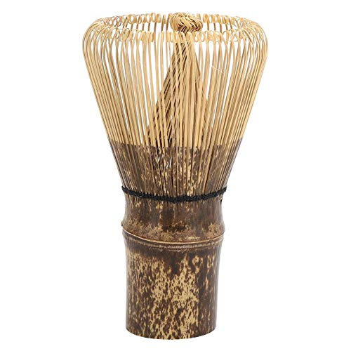 BESTONZON Juego de preparaci/ón de Matcha de bamb/ú Chasen y Chashaku Starter Matcha Kit Bamboo Whisk and Scoop para la Ceremonia de t/é Tradicional Japonesa
