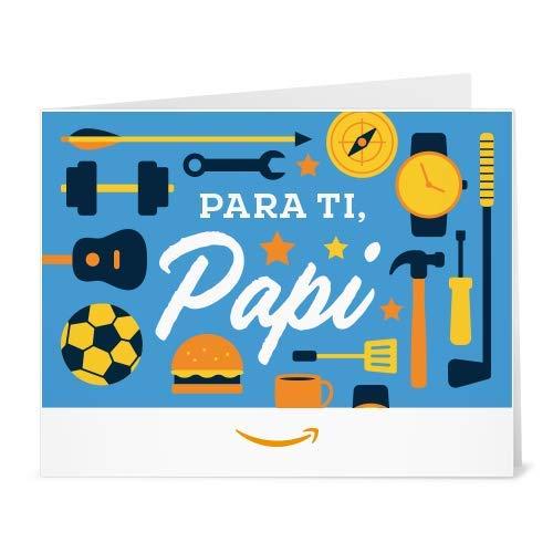 Cheques Regalo de Amazon.es - Para imprimir - Para ti, papi
