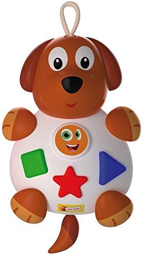 Lisciani Giochi 53933 - Carotina Baby Cagnolino, Multicolore