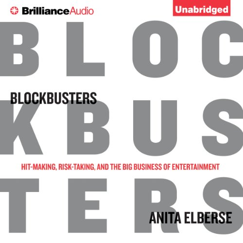 Blockbusters audiobook cover art