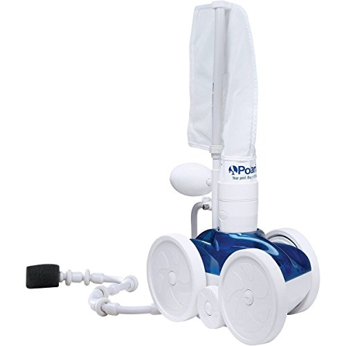 Our #2 Pick is the Polaris Vac-Sweep 280 Pressure Side Pool Cleaner