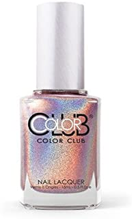 Color Club Halographic Hues Nail Polish Cloud Nine