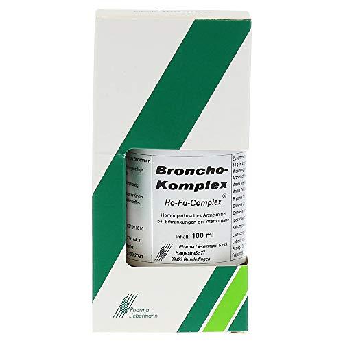 BRONCHO KOMPLEX Ho-Fu-Complex Tropfen 100 ml