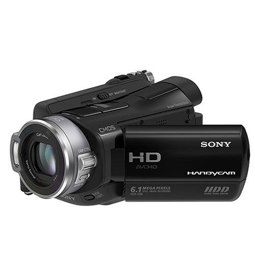 Review Of Sony HDRSR8E Handycam(R) Digital Camcorder with 100GB Hard Drive for PAL TV Only