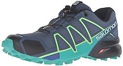 Salomon Womens Speedcross 4 Trail Sneaker