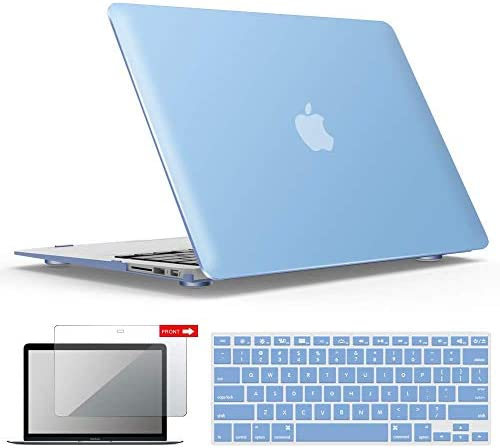 IBENZER Old Version MacBook Air 13 Inch Case 2010 2017 Release Models A1466 A1369 Plastic Hard product image