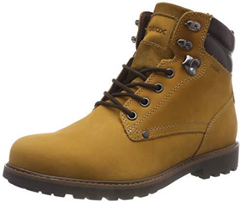 Geox Herren U NORWOLK B Chukka Boots, Beige (Biscuit C5046), 44 EU