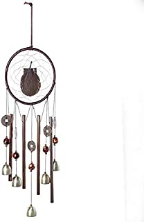 ZGPTX Chimes Metal Tube Bell Windchimes Home Garden Decor Hanging Bell Ornaments Dreamcatcher Craft Gifts Home Decor
