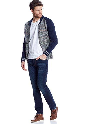 Levi's 511 Slim Fit Jeans, Grigio (Antracite 1331), 33W x 30L Homme