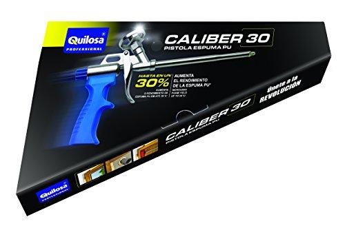 quilosa T004143 Pistola Espuma Caliber 30 Un, Negra