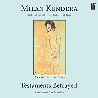 Testaments Betrayed cover art