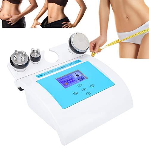 BTIHCEUOT 3 in 1 Vacuum Body Shaping Massager, Body Massager Face & Body Shaping Machine Skin Care Fat Burning Wrinkle Removal Machine Multifunctional Care Beauty SPA Machine(UK PIUG)