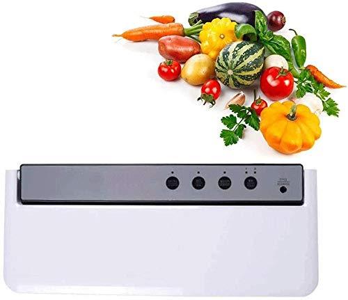 Sellador de vacío para casa y cocina, mini bolsa, portátil, máquina de calor portátil y publicidad en