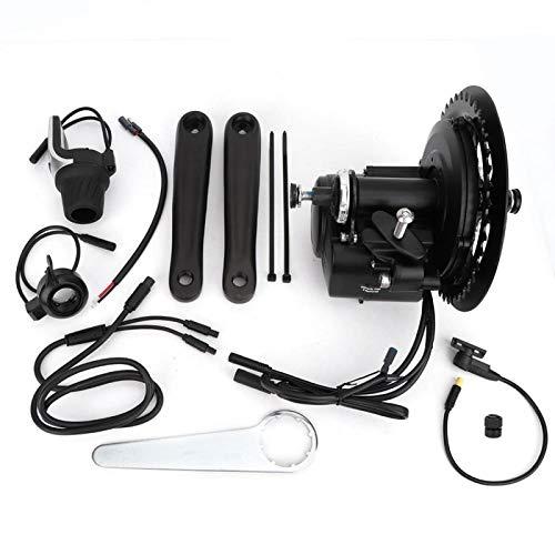 KUIDAMOS LCD XH-18 Affichage Forte capacité portante Moteur Central électrique XH-18 Affichage Kit de connecteur d'instrument de Moteur Central, pour vélo électrique