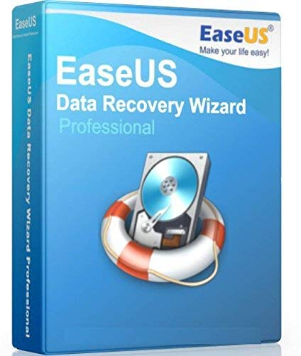 EaseUS Data Recovery Wizard Pro 12.0 | Lifetime License & Updates | Electronic Delivery