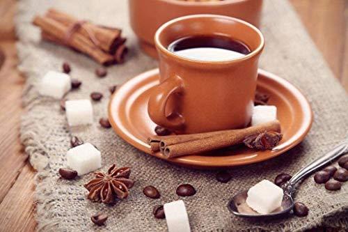 ADHW Los Rompecabezas for Adultos, Rompecabezas de Madera, café SeasoningPersonalized Regalo, decoración casera, Grown Ups Brain Challenge