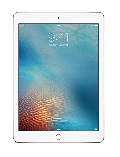 Apple iPad Pro 9.7 128GB Wi-Fi - Oro Rosa (Reacondicionado)