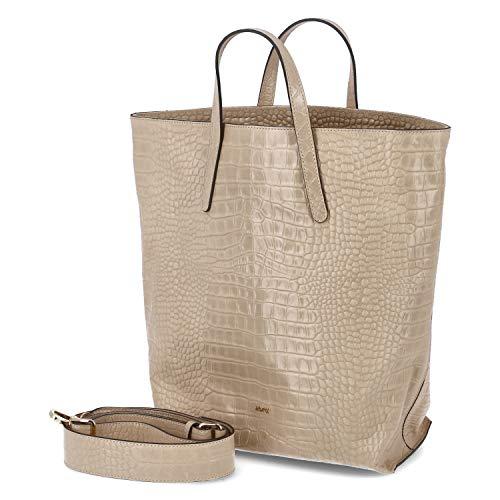 Abro Shopper CARRIE Größe One size Beige (Beige)