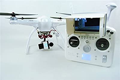 Rc Drone Freex Fpv Gps Rc Drone Quadcopter - With Camera & Screen -Rtf With Backpack Case from Skyartec