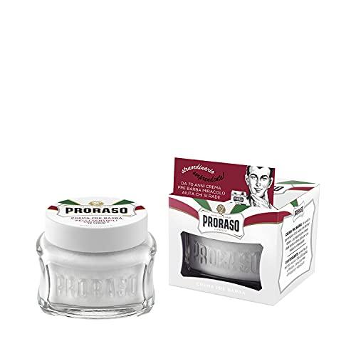 Proraso Pre-Shave Creme sensitiv, 100 ml
