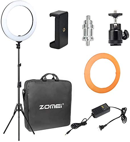 ZOMEi 18' Ring Light with...